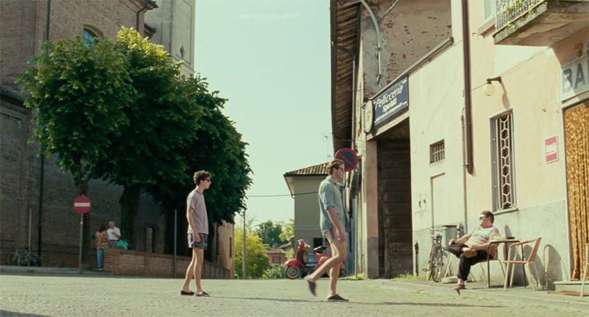 Call Me By Your Name, Lombardia, โลเคชัน