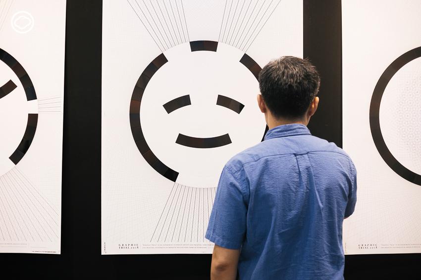 สันติ ลอรัชวี, กราฟิกดีไซเนอร์, ญี่ปุ่น, วงการสิ่งพิมพ์