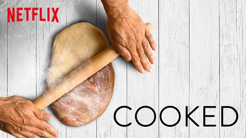COOKED, สารคดี, อาหาร, Netflix