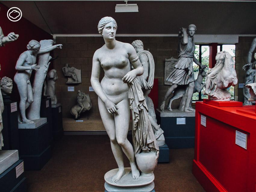 พิพิธภัณฑ์ของเลียนแบบ, มหาวิทยาลัยเคมบริดจ์