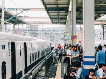 เมื่อผมติดอยู่ที่เมืองฮิโรชิม่าในช่วงเวลาที่น้ำท่วมหนักที่สุดในรอบหลายสิบปี