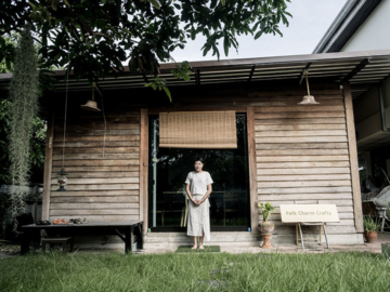 FolkCharm แบรนด์ผ้าฝ้ายไทยแหล่งรวมยอดป้าๆ ช่างฝีมือที่แบ่งรายได้ 50% กลับชุมชน