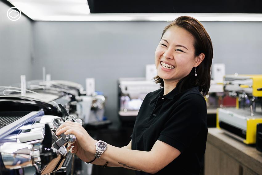 แบรนด์เมล็ดกาแฟเจ้าใหญ่ผู้อยู่เบื้องหลังความสำเร็จของร้านกาแฟนับพันรายของประเทศไทย