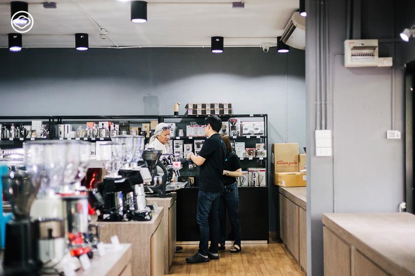 อ๋า ศุภชัย, Bluekoff, เมล็ดกาแฟ, แบรนด์, ร้านกาแฟ, นุ่น ณัฏฐ์รดา
