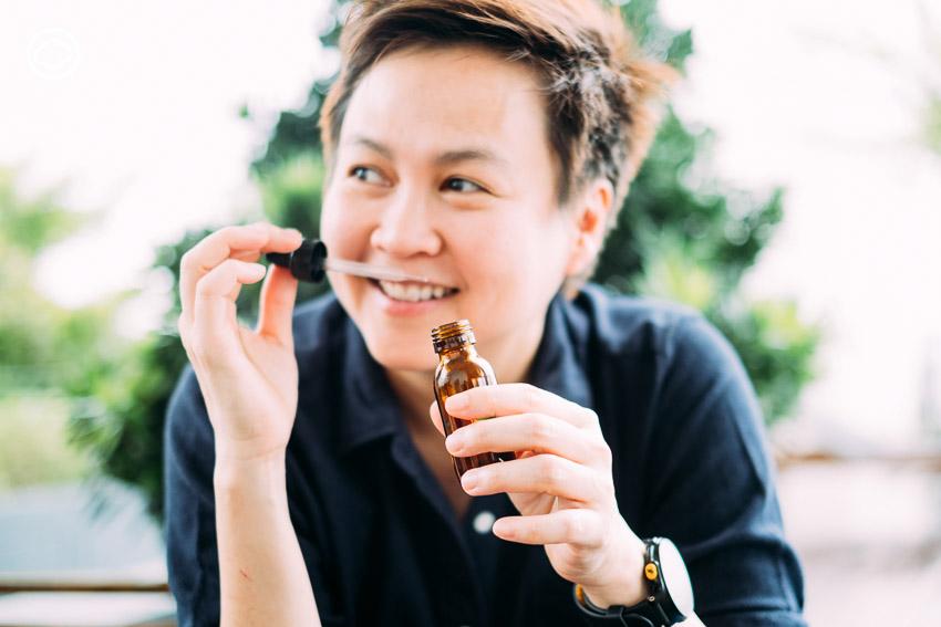 นักออกแบบกลิ่น, ชลิดา คุณาลัย, Scent Designer, ออกแบบกลิ่น