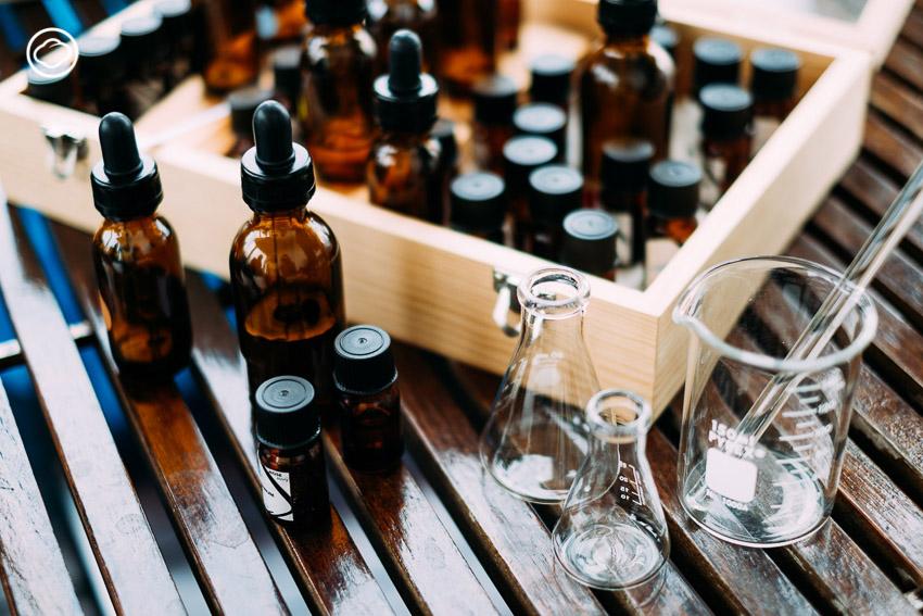 'นักออกแบบกลิ่น' ที่ทำแผนที่กลิ่นของกรุงเทพฯ และออกแบบกลิ่นให้สินค้าทั่วเอเชีย