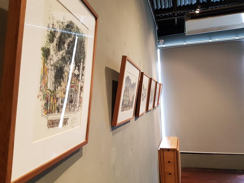 Urban, sketcher, นักวาดภาพเมือง, หลุยส์ ศุภชัย