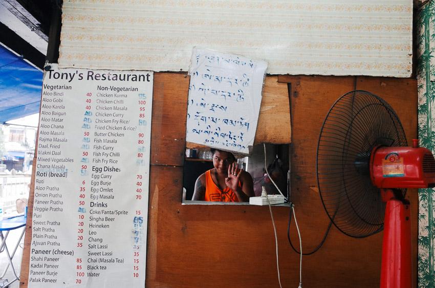 Appwar แอปชนแอป, ตามรอยหนัง, บอมบ์ ณัฏฐ์ กิจจริต, จิงจิง ยู, Tony's, Himalaya Restaurant