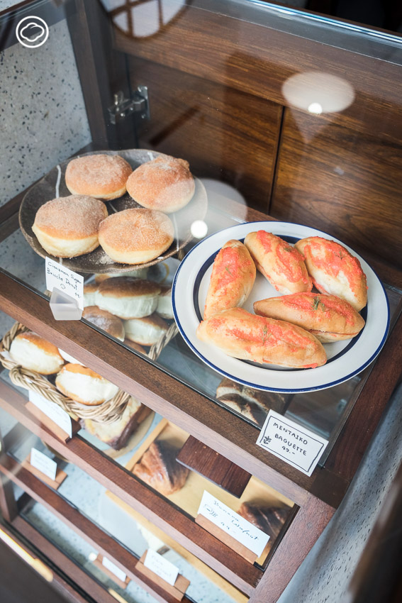 Flour Flour, คาเฟ่เชียงใหม่, ร้านขนมปังเชียงใหม่, ร้านขนมปังโฮมเมด