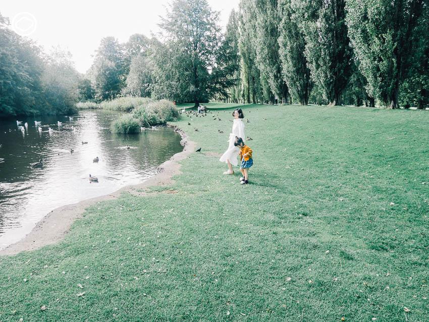 สนามเด็กเล่น, สวนสาธารณะ, เด็ก, ต่างประเทศ, โคเปนเฮเกน, เดนมาร์ก, ชื่นใจ ภูมิรัตน, Valby Nature Playground, เขา, ฤดูร้อน, หงส์, ตุ๊กตา, พนิดา เอี่ยมศิรินพกุล