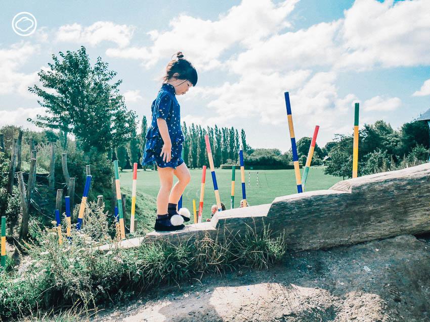 สนามเด็กเล่น, สวนสาธารณะ, เด็ก, ต่างประเทศ, โคเปนเฮเกน, เดนมาร์ก, ชื่นใจ ภูมิรัตน, Valby Nature Playground, เขา, ฤดูร้อน