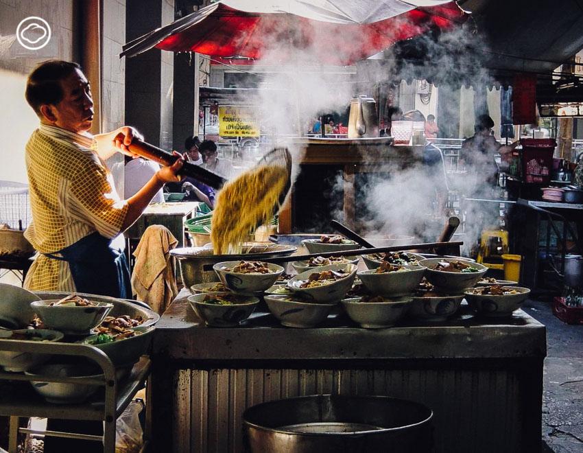ไชน่าทาวน์, เยาวราช, street food, เยาวราช ของกิน