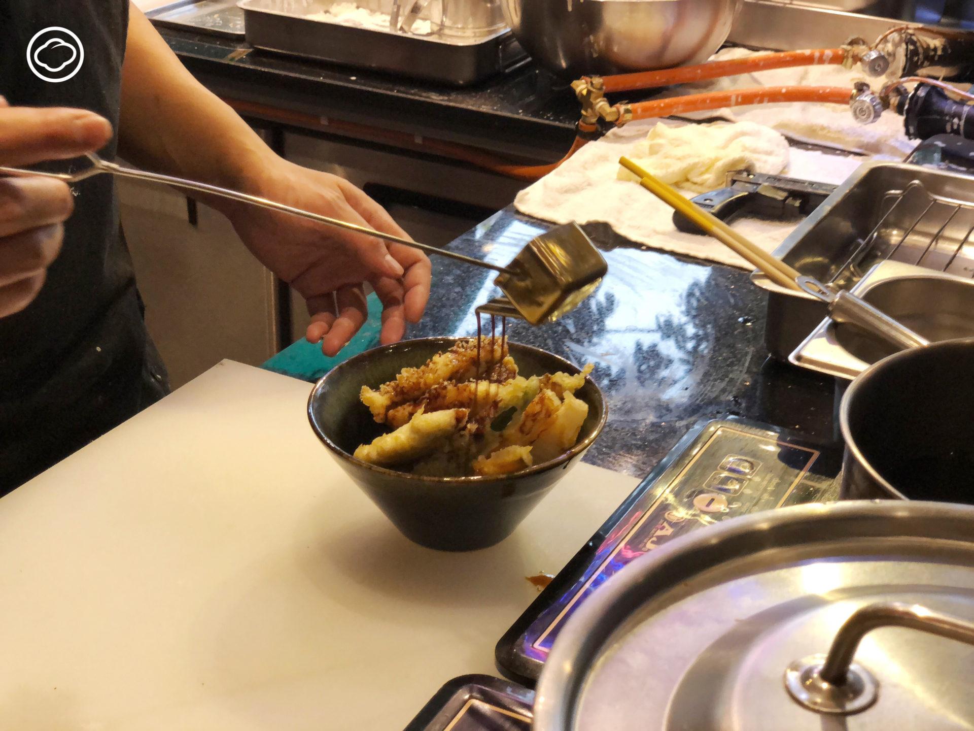 BATT, ร้านเทมปุระ, ร้านอาหารญี่ปุ่น, ร้านอาหาร เจริญกรุง,BATT batter temperature & tempura