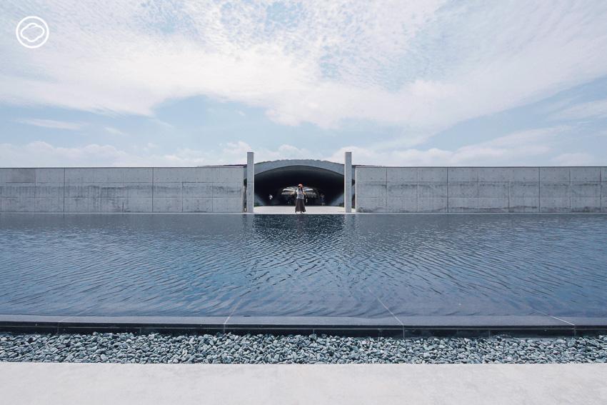 สุสาน Makomanai Takino Cemetery, Hill of the Buddha, Water Garden