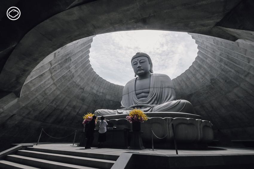 Hill of the Buddha, สุสาน Makomanai Takino Cemetery, พระพุทธรูป, ญี่ปุ่น, ซัปโปโร, ฮอกไกโด