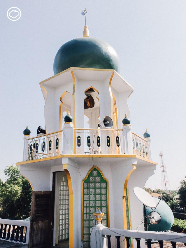 กลองมัสยิด,มุสลิม,ศาสนาอิสลาม, ประวัติ กลองมัสยิด