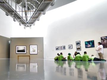 เมื่อหอศิลปกรุงเทพฯ จับมือกับคุณครู ออกแบบหอศิลป์เป็นห้องเรียนวิชาศิลปะของเหล่านักเรียน