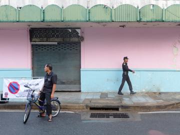 Pastel Bangkok ทุกอย่างดูซอฟต์เมื่อกรุงเทพฯ เป็นสีพาสเทล