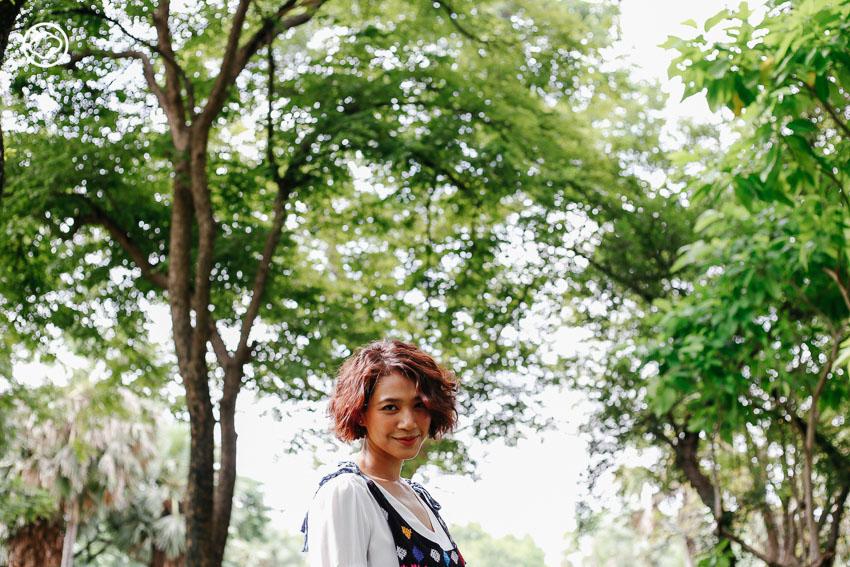นุ่น ศิรพันธ์ วัฒนจินดา, Park Origin
