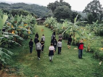 ทริปปรับนาฬิกาชีวิตของเด็กโตเกียวให้ช้าลงด้วยการลองทำตัวขี้เกียจที่สวนคนขี้เกียจ