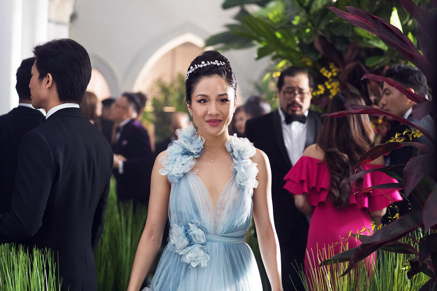 Crazy Rich Asians,รีวิว Crazy Rich Asians
