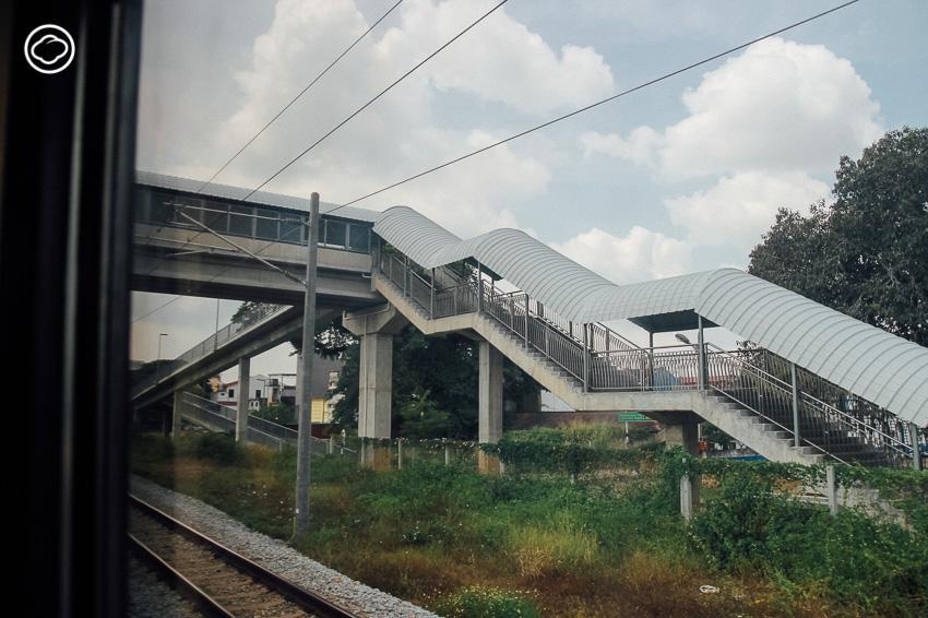 รถไฟ, กัวลาลัมเปอร์