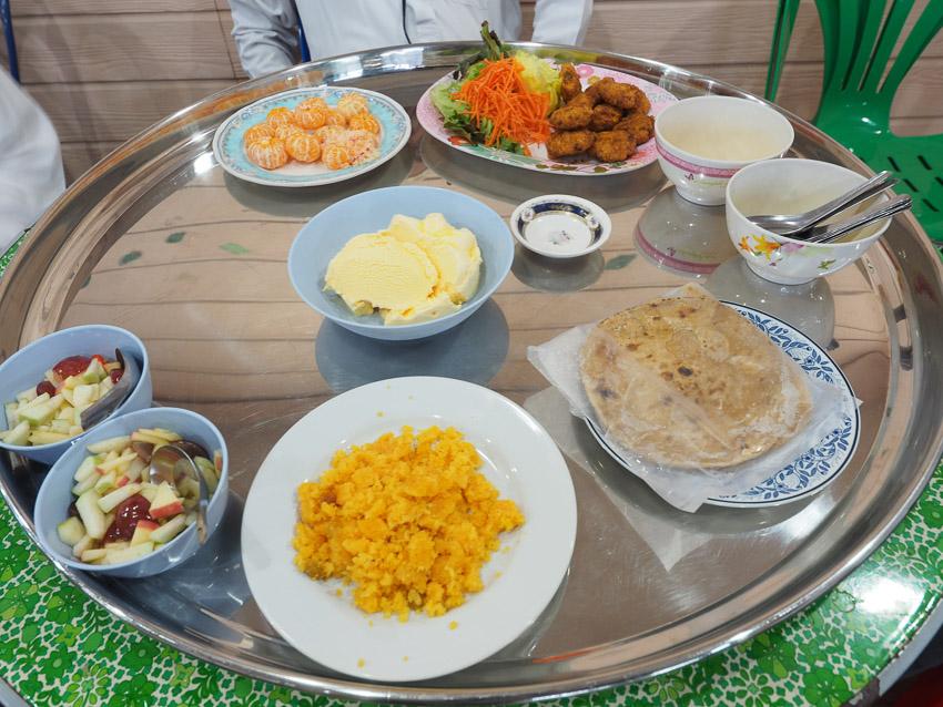 ตับซี, อาหารมุสลิม
