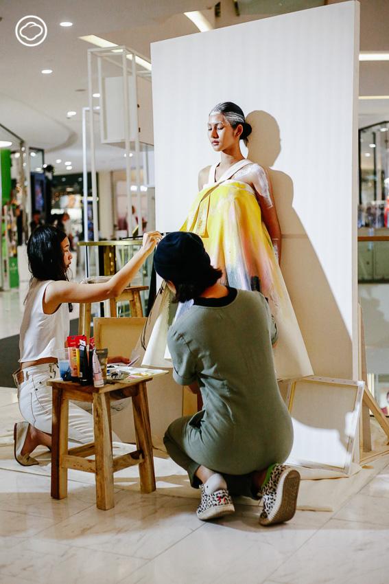 เก๋ ปิยะพร สนิทวงศ์,Art Dialogue,Let's Talk Art,bangkok art biennale 2018