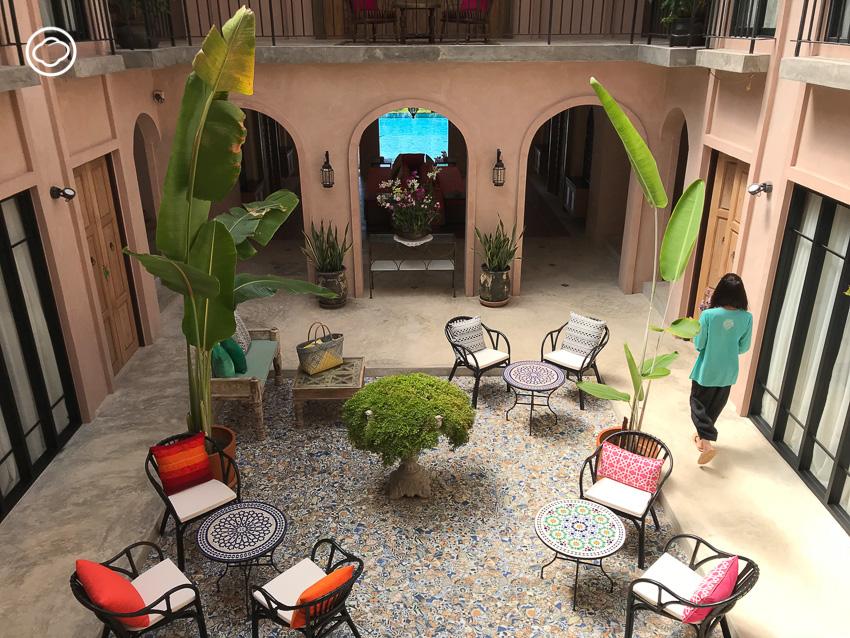 โรงแรม The Ryad