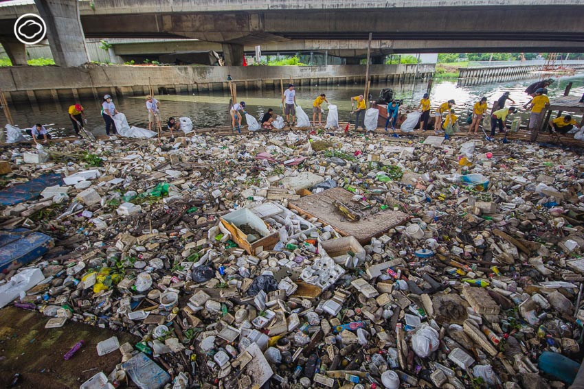 Precious Plastic, ขยะพลาสติก