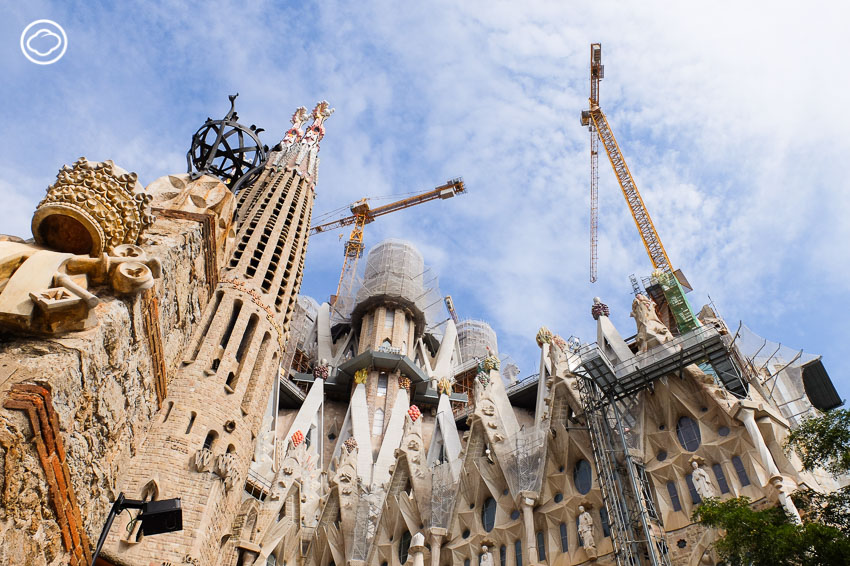 The Sagrada Familia, QATAR