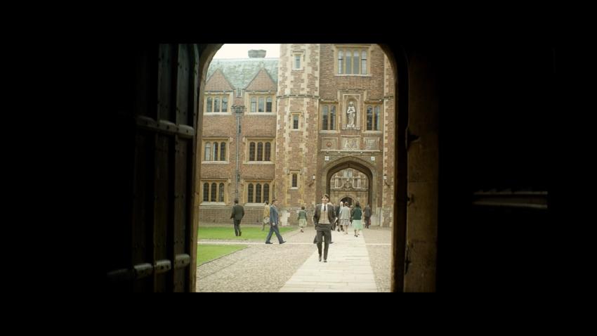 The Theory of Everything, มหาวิทยาลัยเคมบริดจ์