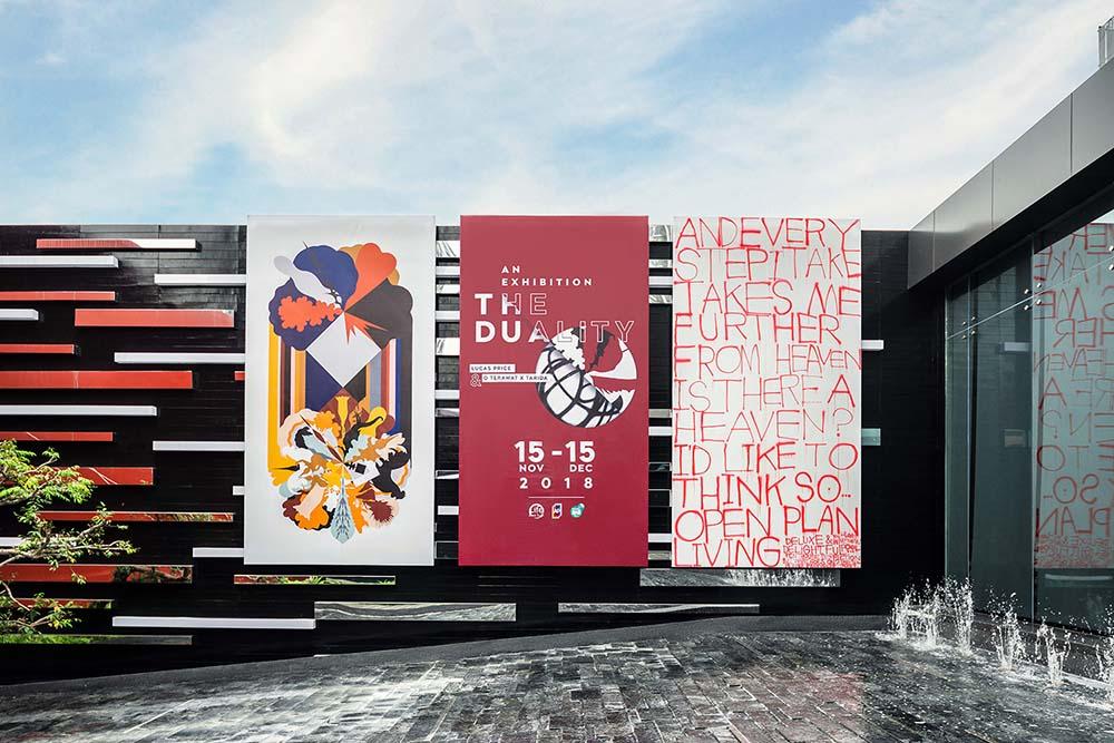 Lucas Price, Bangkok Art Biennale 2018