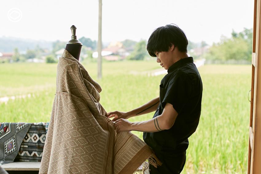 ผ้าทอ, น่าน