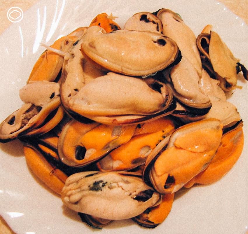 หอยแมลงภู่