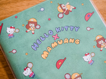 Hello Kitty x Mamuang, ตั้ม วิศุทธิ์ พรนิมิตร