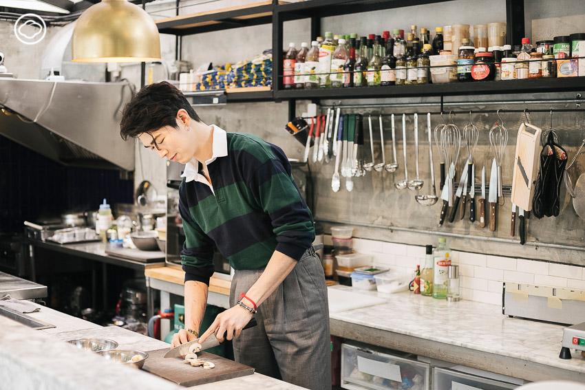 กันน์ สรวิศ, Top Chef Thailand