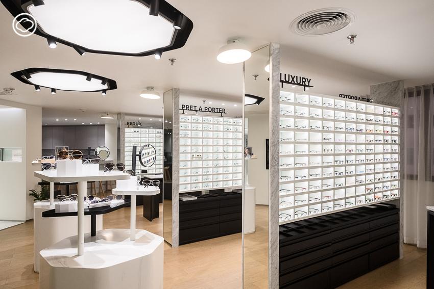 OCCURA, ร้านแว่นตา