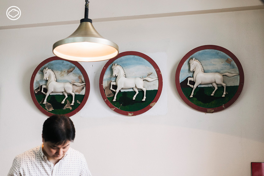 ใบชาตราสามม้า