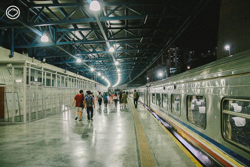 รถไฟ, มาเลเซีย