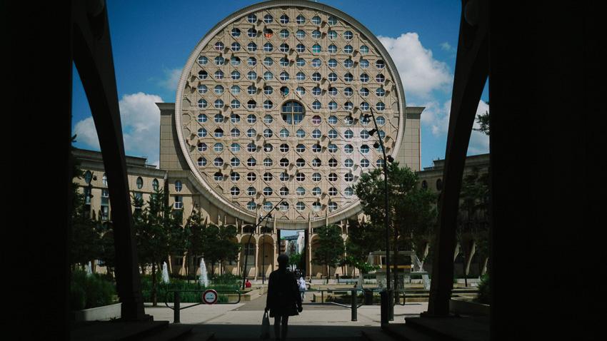 ปารีส, Banlieue