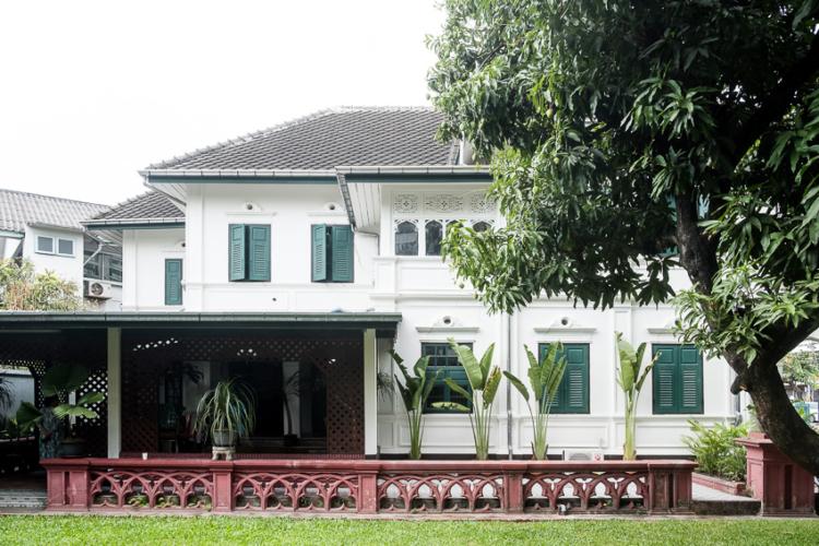 บ้านเจ้าพระยาธรรมศักดิ์มนตรี, Bangkok 1899