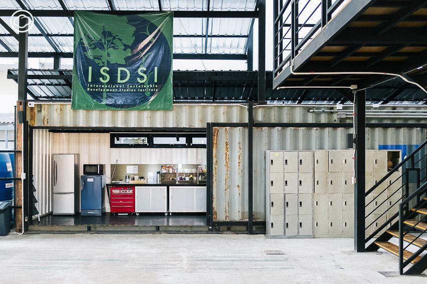 ตู้คอนเทนเนอร์, ISDSI