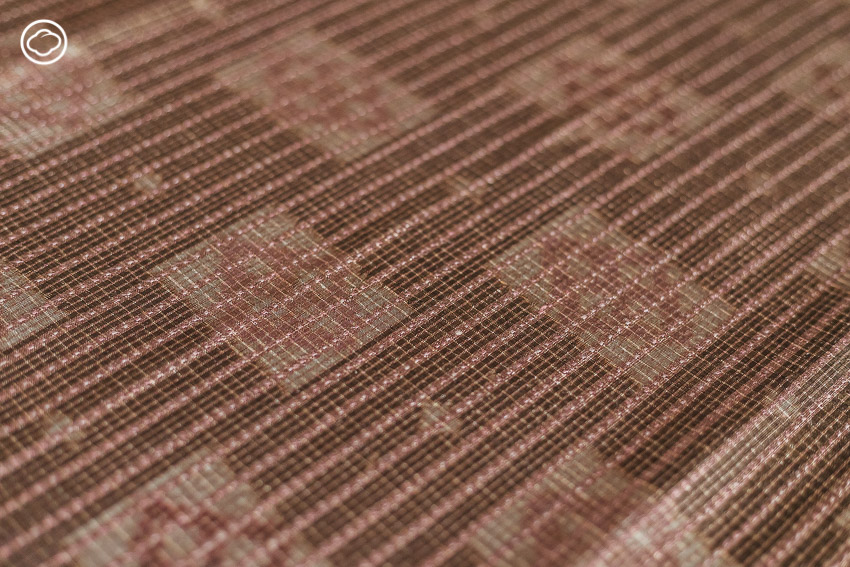 ผ้ากาบบัว