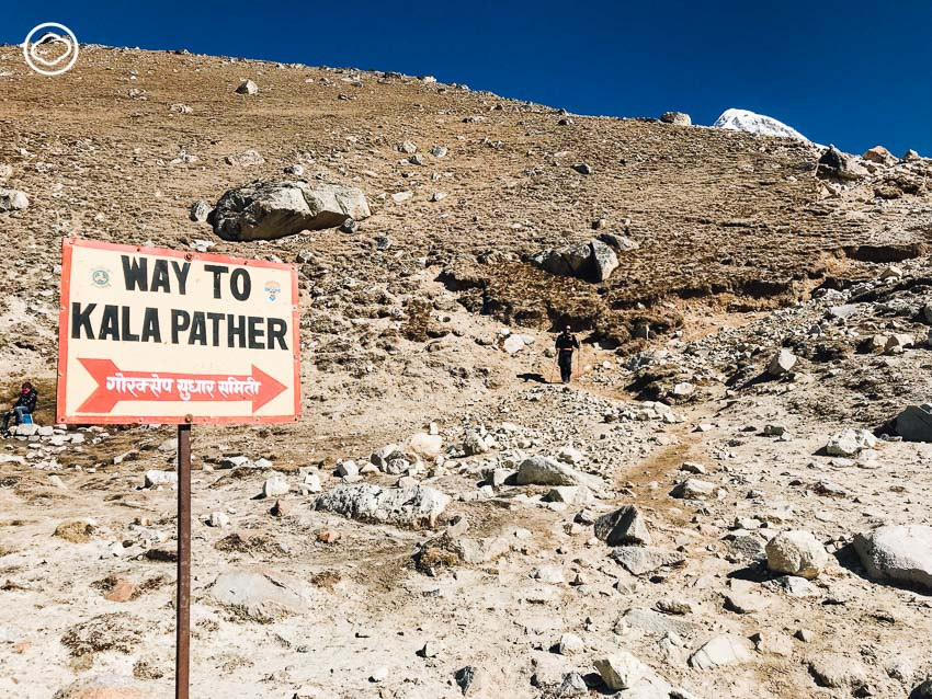 Kala Patthar, เอเวอเรสต์