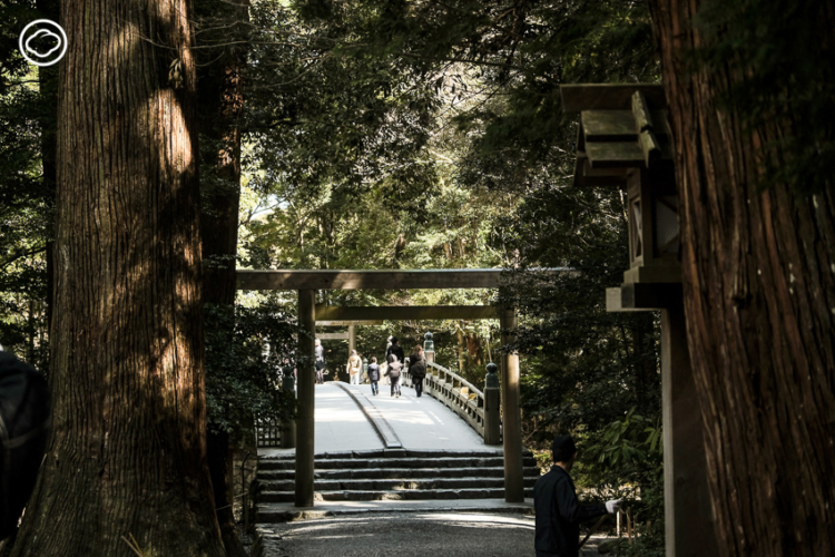 ศาลเจ้าอิเสะ, ญี่ปุ่น