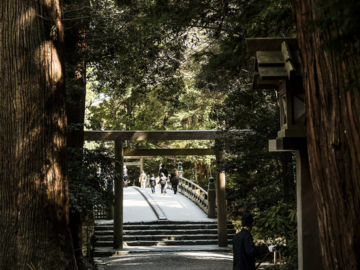 ศาลเจ้าอิเสะ ศาลเจ้าในป่ากลางเมืองขนาดยักษ์ ที่สร้างตั้งแต่ 4 ปีก่อนคริสตกาล