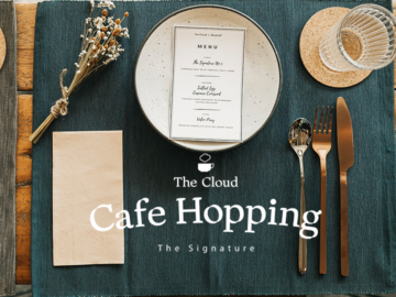 The Cloud Cafe Hopping, กาแฟ