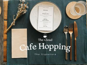 The Cloud Cafe Hopping, กาแฟ