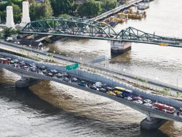 สะพานด้วน, สะพานพระปกเกล้า, พระปกเกล้าสกายปาร์ค